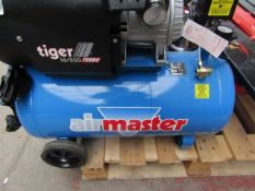 1x AM COMP TIG16/550 23 1039 This lot is a Machine Mart product which is raw and completely