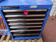 1x CL CABINET CBI170B 7 1001 This lot is a Machine Mart product which is raw and completely