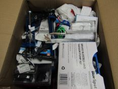 1x BOX OF VARIOUS BLUESPOT TOOLS 1045 This lot is a Machine Mart product which is raw and completely