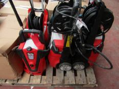 1x CL WASH JET8000 230V 1024 1x CL WASH JET9500 230V 1024 1x CL WASH JETSTAR1950 1024 This lot is