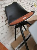   1X   MADE.COM THELMA OFFICE CHAIR   BOXED   FEW MARKS ON COULD DO WITH A CLEAN   RRP œ99  