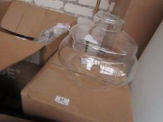   1x   MADE.COM LAMOR LAMP SHADE   LOOKS UNUSED (NO GUARANTEE) AND BOXED   RRP œ39  
