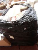   1X   PALLET OF RAW CUSTOMER ELECTRICAL RETURNS FROMA LARGE ONLINE RETAILER   UNCHECKED RETURNS  