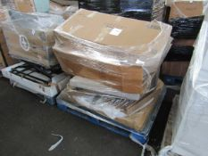 Mixed pallet of Swoon Editions customer returns to include 6 items of stock with a total RRP of