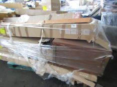 Mixed pallet of Made.com customer returns to include 6 items of stock with a total RRP of
