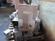 1x Fine Elements 1500kw 7 fin oil filled radiator - Unchecked & Boxed - RRP £36 - Load ref 23002116