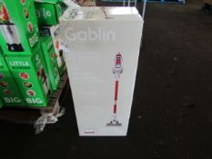  5X   GOBLIN 29.6V CORDLESS 2 IN 1 VACUUM   UNCHECKED AND BOXED   NO ONLINE RESALE   SKU