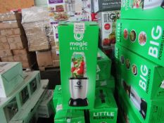 5x Magic Bullet The Little Blender - Unchecked Raw Returns - NO ONLINE RESALE - RRP £20 - Total