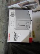   5x   TOSHIBA 2-SLICE TOASTER   UNCHECKED & BOXED   NO ONLINE RESALE   SKU C5057172361489   LOAD