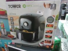Tower 3L Air Fryer - Unchecked & Boxed - RRP £55
