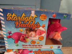 1 x Starbright Buddy's Colour Changing Lights Projects Starry Night Sky new & packaged