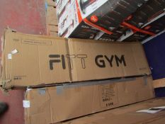 | 1X | NEW IMAGE FITT GYMS | UNCHECKED AND BOXED | NO ONLINE RESALE | RRP £219.99 | TOTAL LOT RRP £