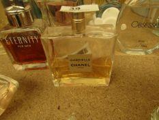 Chanel Gabrielle. 40% Full. RRP £154