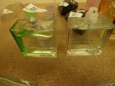 2 x 100ml Paul Smith Parfums.Both 80% Full