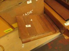   1x   MADE.COM DAYDE BIKE STAND   LOOKS UNUSED (NO GUARANTEE)   RRP £49  