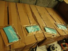 5x Boxes of 100 various named Travel Cup Sleeves - New & Packaged.