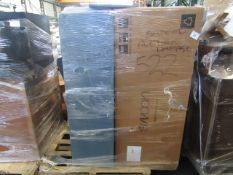 Mixed pallet of Swoon Editions customer returns to include 4 items of stock with a total RRP of