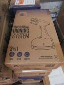 | 5X | VERTI STEAM PRO | UNCHECKED AND BOXED | NO ONLINE RESALE | SKU C060191467445 | RRP £43.99 |
