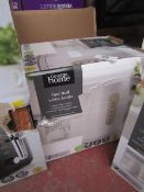 | 1X | 3KW FAST BOIL KETTLE, WHITE | UNCHECKED & BOXED | NO ONLINE RESALE | SKU - | LOAD REFERENCE