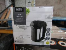 | 1X | 300W HAND BLENDER | UNCHECKED & BOXED | NO ONLINE RESALE | SKU - | LOAD REFERENCE 2300216 |