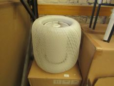 1X penny lampshade -This lot is a CUSTOMER RETURN. We have checked this item and it appears to be