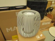 1 x Made.com Small Polly Lamp Shade Grey RRP £49 SKU MAD-CLPPLL002GRY-UK TOTAL RRP £49 This lot is a