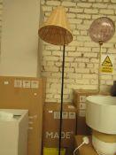 1 x Made.com Joslin Floor Lamp Natural RRP £99 SKU MAD-AP-FLPJOS001NAT-UK TOTAL RRP £99 This lot