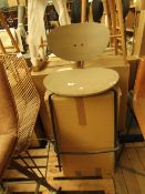 | 1x | COX & COX HIGH BACK COUNTER STOOL - GREY | UNCHECKED | RRP £295 |