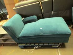 | 1X | MADE.COM L-SHAPE PART OF A SOFA THAT INCLUDES A LIFT UP S TORAGE COMPARTMENT| THIS IS PART