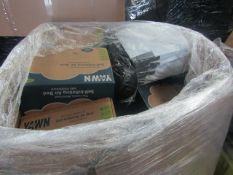 | 1X | PALLET OF FAULTY / MISSING PARTS / DAMAGED RAW CUSTOMER RETURNS AIRBEDS | PALLET REF - |