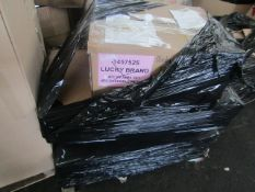 | 1X | PALLET OF FAULTY / MISSING PARTS / DAMAGED RAW CUSTOMER RETURNS FITNESS ITEMSAND NON STOCK