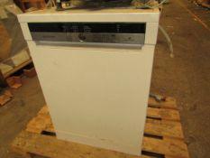 Grundig Freestanding dishwasher, no power when plugged in