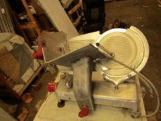 Berkel RP-M251CE Meat Slicer, tested working could do with a clean
