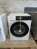 Hisense 8KG washing Machine with dose assist, Powers on and spins but we have not conencted it to