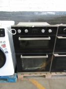 Teka Built in Double Oven - Cant test due to needing to be wired into the mains supply - No major