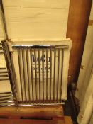 Loco 800x600mm towel radiator, Please note, this radiator is ex-display and may contain minor