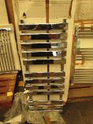 Warm Base saharah 450x1200 towel radiator, Please note, this radiator is ex-display and may