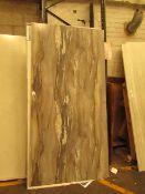 Nuance Colce Vita Postformed wall panel 2420 x 1200 x 11mm, RRP £199