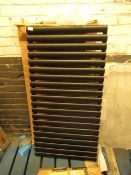 Carisa Tallis Radiator 1190 x 600mm, unchecked and boxed. Please note, this radiator is ex-display