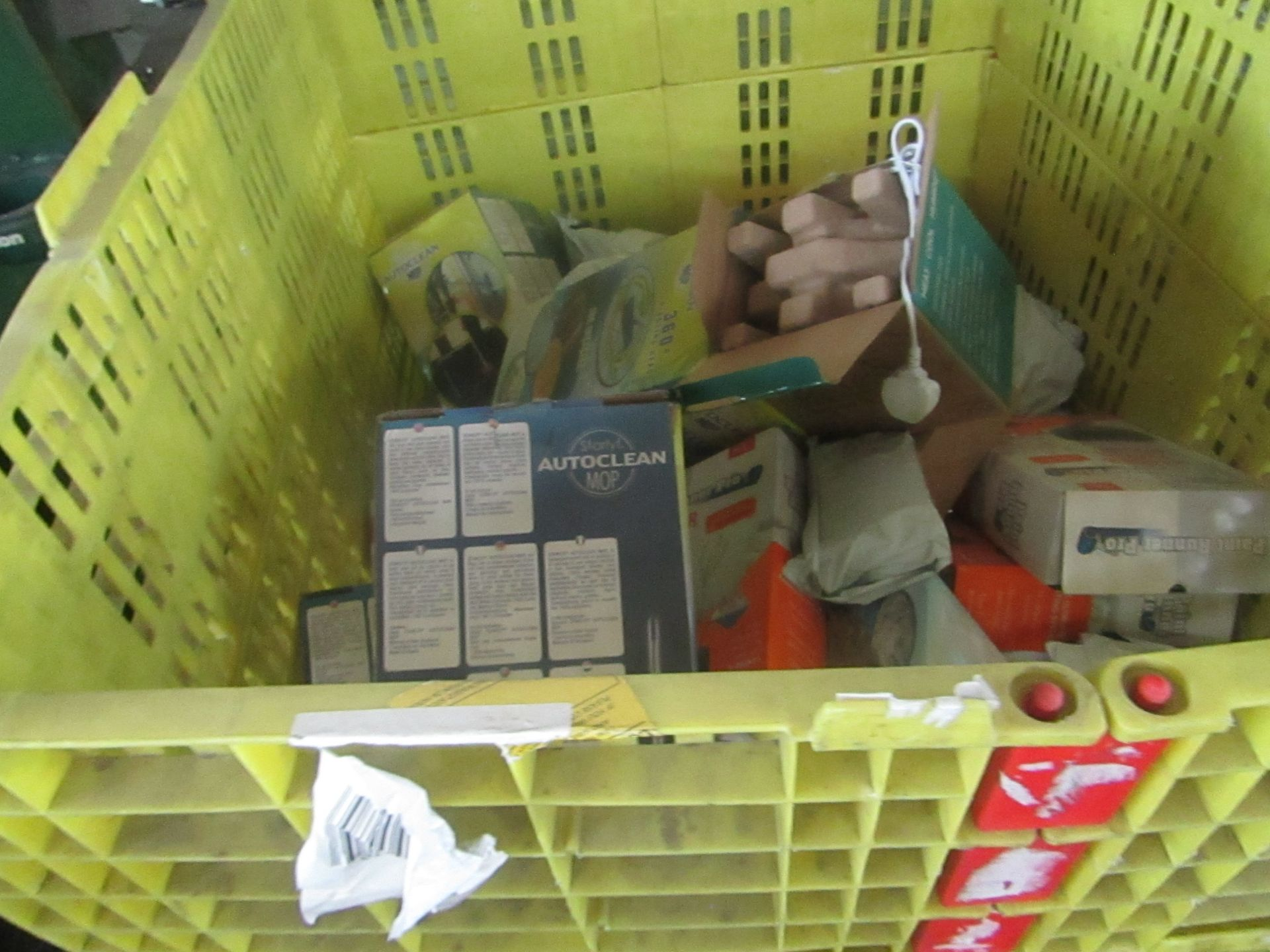 | 1X | PALLET OF FAULTY / MISSING PARTS / DAMAGED RAW CUSTOMER RETURNS ELECTRICAL AND NON STOCK