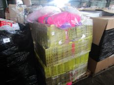 | 1X | PALLET OF FAULTY / MISSING PARTS / DAMAGED RAW CUSTOMER RETURNS HAPPY NAPPERS SLEEPING BAGS