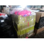   1X   PALLET OF FAULTY / MISSING PARTS / DAMAGED RAW CUSTOMER RETURNS HAPPY NAPPERS SLEEPING BAGS