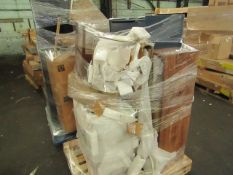 Mixed pallet of Swoon Editions customer returns to include 9 items of stock with a total RRP of
