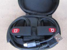 Unbranded Wireless Sport Earphones - Untested & not in box -