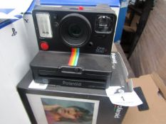 1x Polaroid One Plus Step I type Camera, unchecked and boxed, RRP œ129