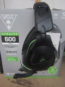 Turtle Beach Stealth 600 Gen 2 Wirelss Gaming Headset - For Xbox - TW for sound & Boxed - RRP £90