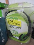 GXP Pro Gaming Headset - For Xbox 360 - Untested & Boxed -