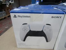Playstation 5 Controller - Unchecked & Boxed - RRP £59.99