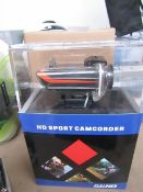 HD Bike Mounted Action camera - New & Boxed -
