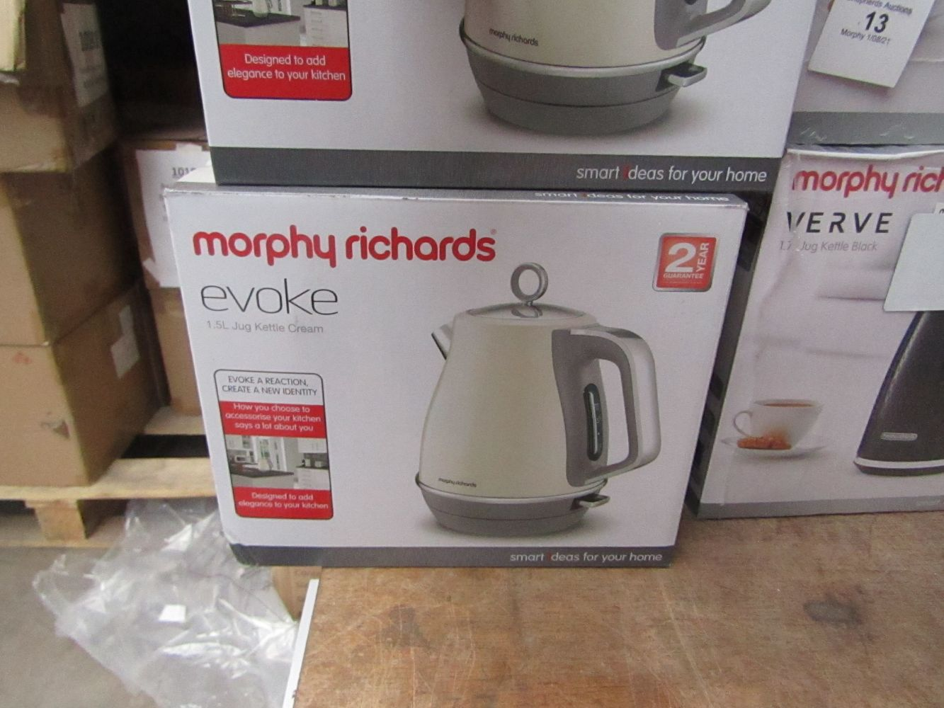 Brand New Morphy Richards Kitchen Electrical's